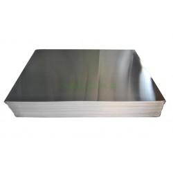Chapa Alumínio Natural Lisa 0.5mm